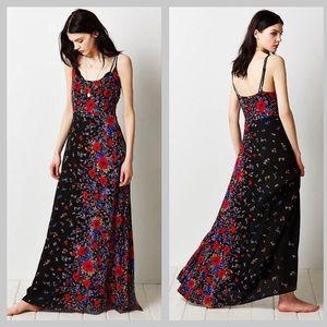 Kimchi Blue Wildflower Maxi Dress - Size 4